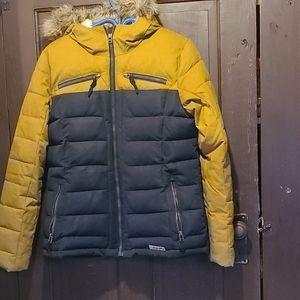 Liquid winter snow jacket